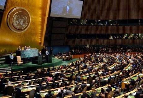 Ο ΟΗΕ ψήφισε υπέρ της αναδιάρθρωσης Κρατικών χρεών- Η καταχρεωμένη Ελλάδα …ψήφισε αποχή! Προφανώς για να μη χαλάσουμε το χατήρι των δανειστών
