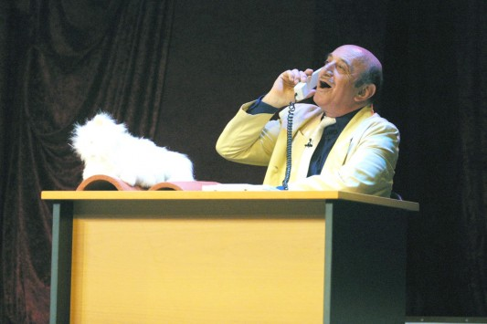 Πέθανε ο Κώστας Τσάκωνας! Θλίψη για τον αγαπημένο ηθοποιό