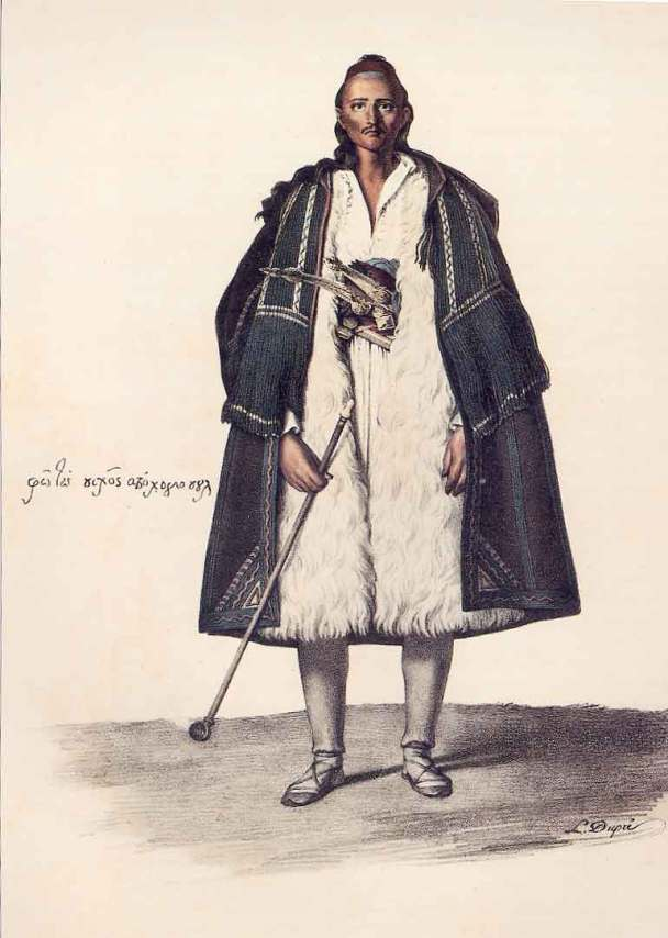 Louis Dupré. Ο Φώτος Πίκος από το Σούλι