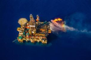 H ανακάλυψη κοιτασμάτων υδρογονανθράκων στην κυπριακή ΑΟΖ έχει μεταβάλει τις γεωπολιτικές και οικονομικές προοπτικές της Κύπρου.Φωτογραφία ΚΥΠΕ
