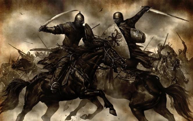 Οι σταυροφόροι και ο Σαλαντίν, ο μεγαλύτερος ηγέτης του ισλάμ  - Media